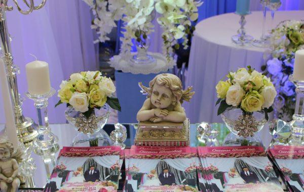 Выставка Свадебный салон в Минске, стенд MAGNATUS