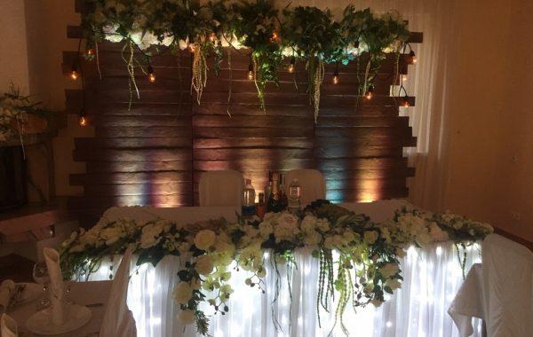 Свадьба в эко-стиле, Усадьба «Борок»