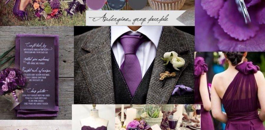 13 волшебных цветовых сочетаний для оформления свадьбы